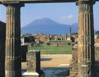 Pompeii - Vesuvius